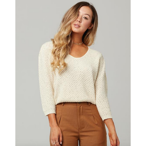 KNOT SISTERS GENIE SWEATER
