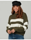 KNOT SISTERS OZZY SWEATER