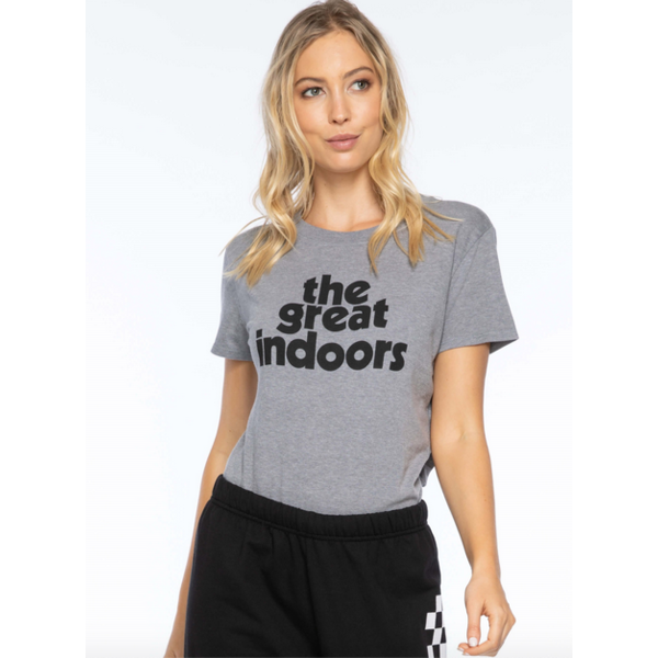 SUBURBAN RIOT THE GREAT INDOORS LOOSE TEE