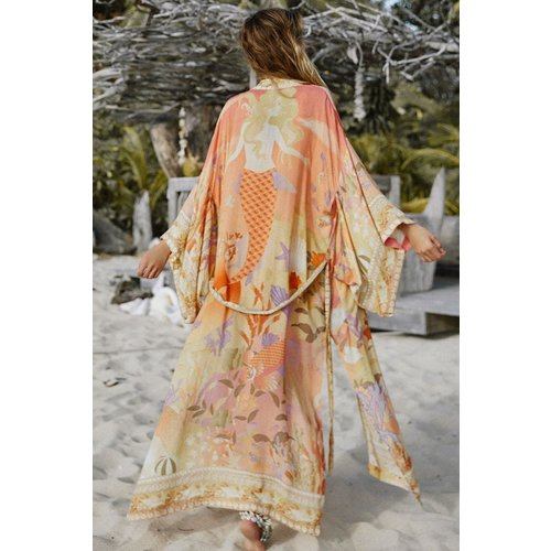 SPELL AND THE GYPSY COLLECTIVE SPELL MADISON MAXI ROBE