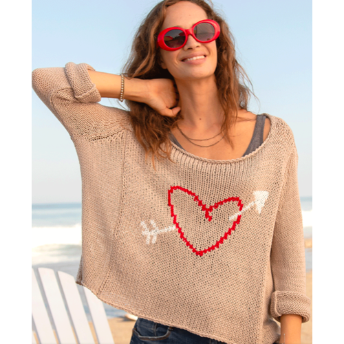 WOODEN SHIPS WOODEN SHIPS CUPID SWEATER