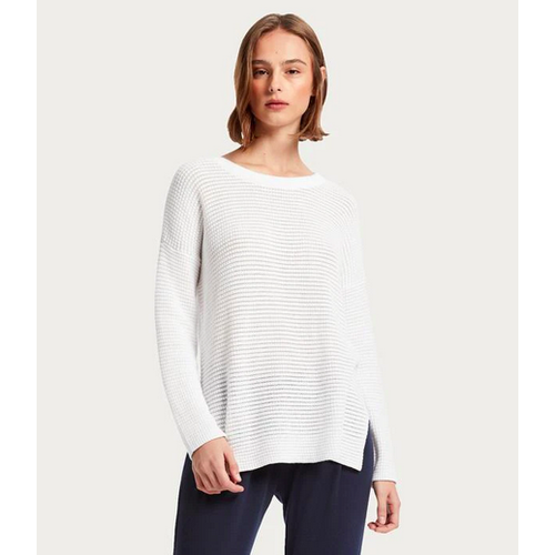 MICHAEL STARS MICHAEL STARS  PAIGE SCOOP NECK PULLOVER