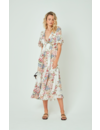 AUGUSTE SADIE GOLDIE MAXI DRESS