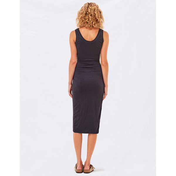 SUNDRY RUCHED DRESS