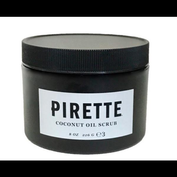 PIRETTE COCONUT OIL BODY SCRUB