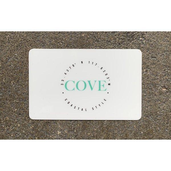 COVE GIFT CARD