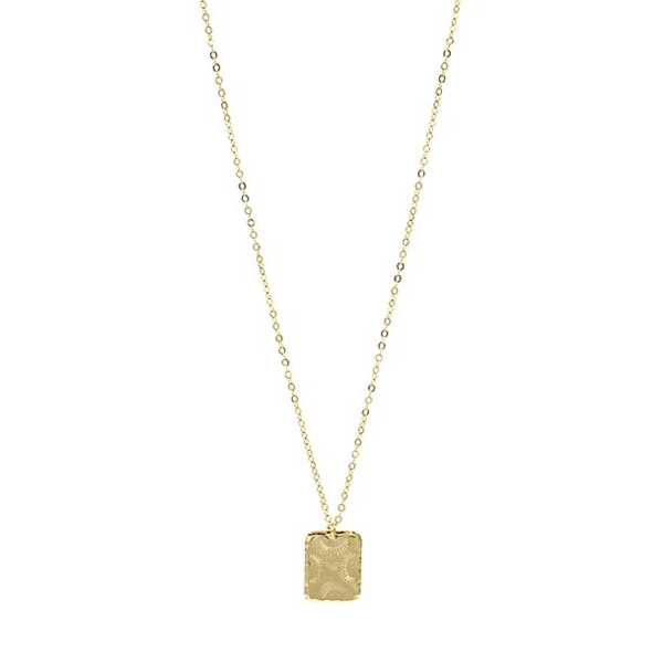 PARADIGM HARVEST RECTANGLE NECKLACE