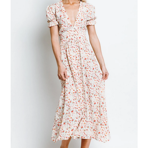 MONTE MONTE ROXANNE DRESS