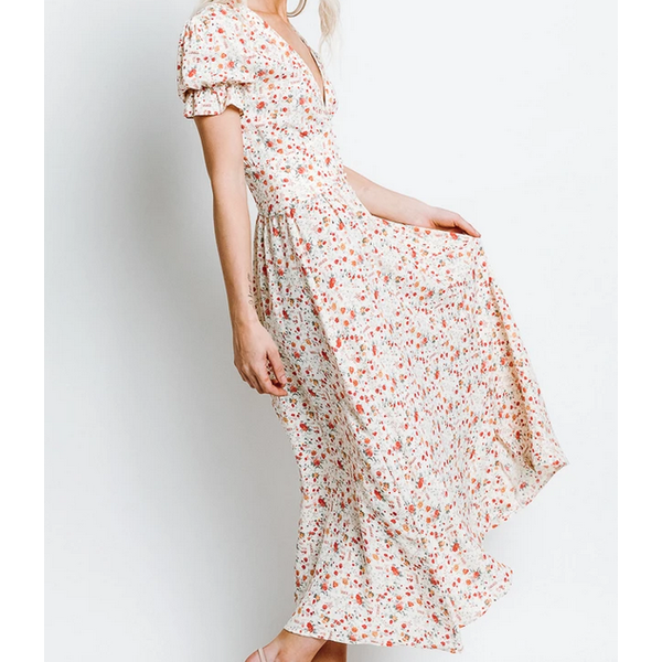 MONTE ROXANNE DRESS