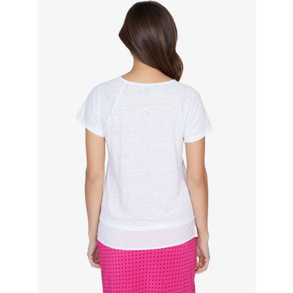 SANCTUARY FLIRT MIX TEE