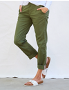 SUNDRY ROLL UP TROUSER