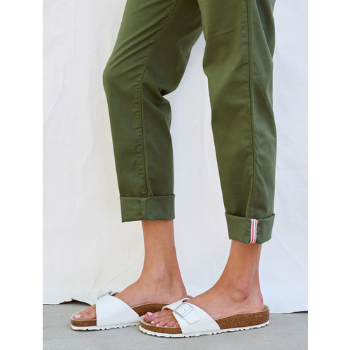 SUNDRY SUNDRY ROLL UP TROUSER