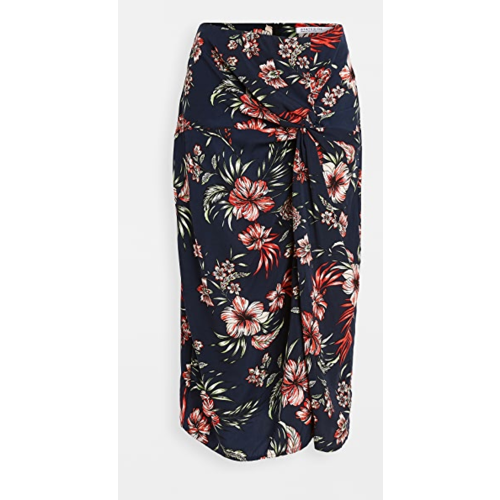 STATESIDE STATESIDE HAWAIIAN TWIST SKIRT