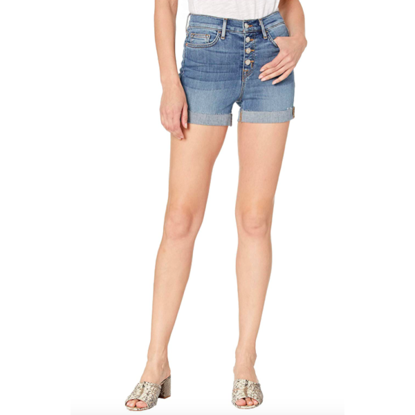 SANCTUARY FEARLESS HIGH RISE SHORT