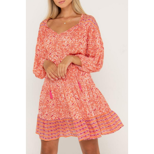 BEACHGOLD BALI BEACHGOLD BALI CHILLI DRESS