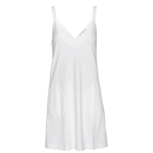 NATION LTD LARKIN A-LINE MINI DRESS