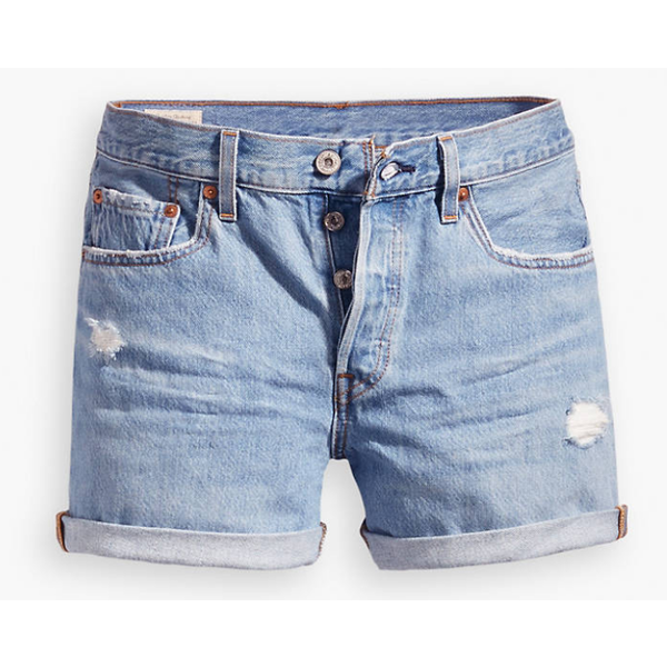 LEVI'S 501 ROLLED SHORT