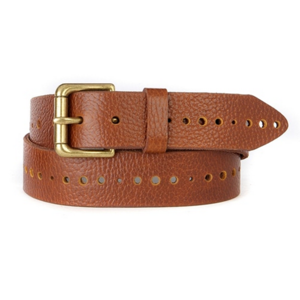 BRAVE LEATHER ANDA BELT