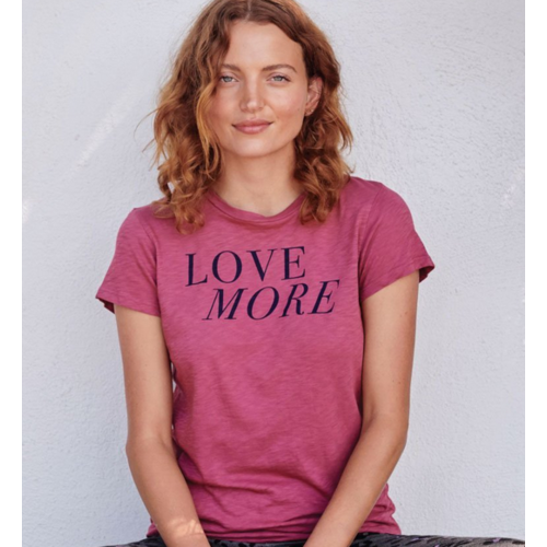 SUNDRY SUNDRY LOVE MORE BOY TEE