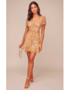 ASTR SO SMITTEN DRESS