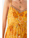 SPELL MYSTIC STRAPPY MAXI DRESS