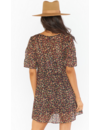 SHOW ME YOUR MUMU VALLEY MINI DRESS