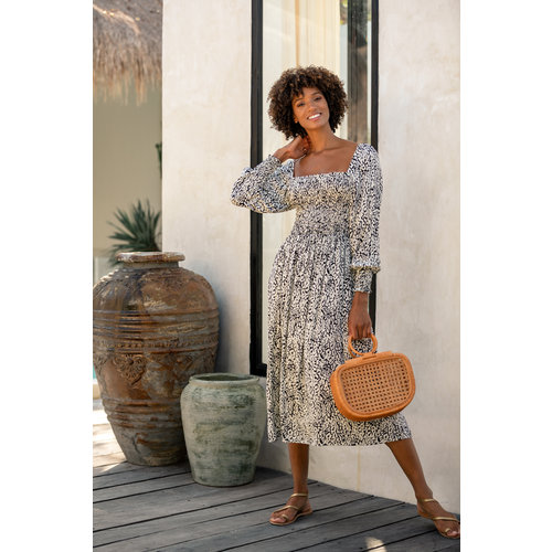 BEACHGOLD BALI BEACHGOLD BALI ELYSE MAXI DRESS
