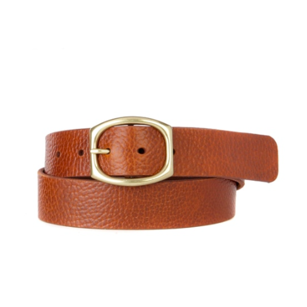 BRAVE LEATHER PACIFICA BELT
