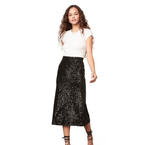 BB DAKOTA BB DAKOTA STARRY NIGHT SKIRT