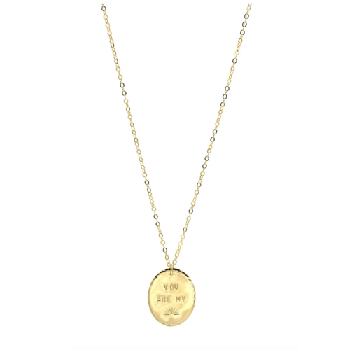 paradigm PARADIGM YOU ARE MY SUNSHINE NECKLACE