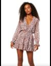 MISA BRIDGET DRESS