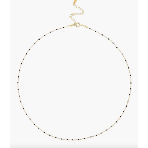 CHAN LUU CHAN LUU  ENAMEL BEAD NECKLACE