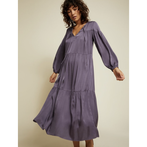 NATION LTD NATION WAVERY TIERED PEASANT  DRESS