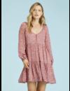 SANCTUARY NEW CRUSH BABYDOLL DRESS