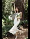 LUCY PARIS ELIZABETH SLIP DRESS