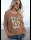 WOODEN SHIPS SEA SUN SAND CREW