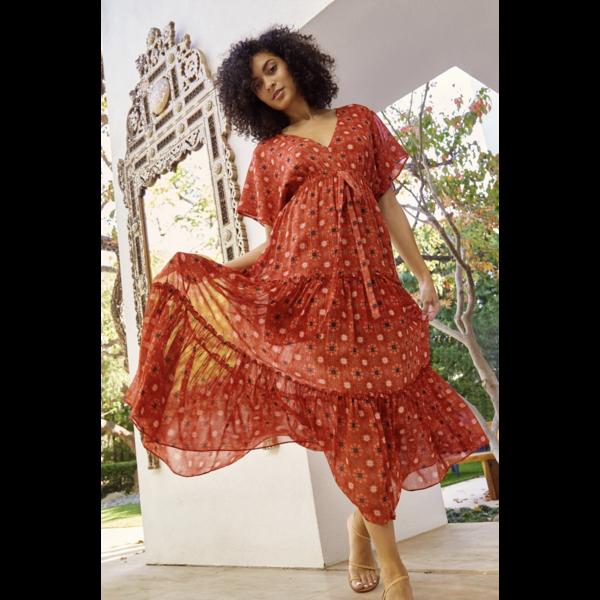 MISA THALIA DRESS