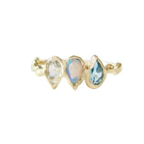 MISA MISA RISING MERMAID RING