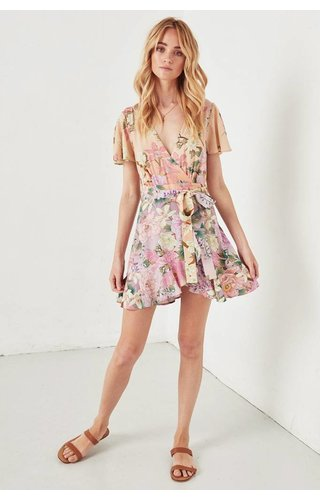SPELL AND THE GYPSY COLLECTIVE SPELL LILY MINI DRESS
