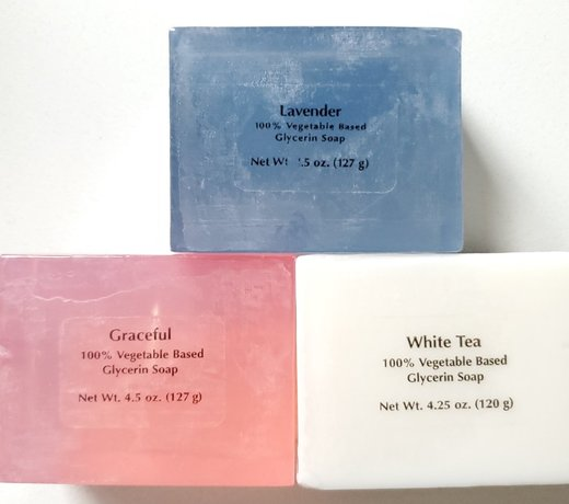 This 100% vegetable-based bar is rich in anti-oxidant green tea to refresh and uplift and humectant glycerin to cleanse without drying or irritating. Extensive range of original and exclusive perfume oils.