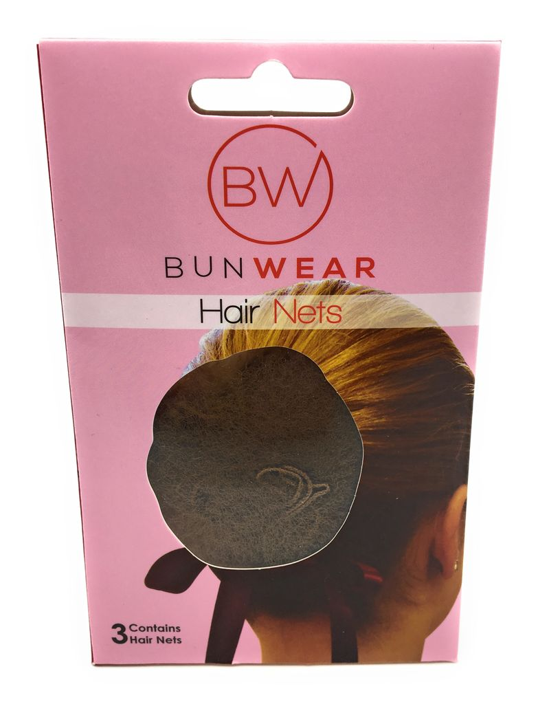 BALLOWEAR HAIR NETS by Ballowear