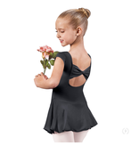 Eurotard - Girls Bow Back Dress