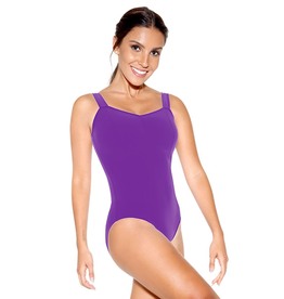 SO DANCA So Danca - Adults Wide Strap Bodysuit
