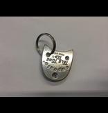 CAPEZIO Capezio - Tap Key Ring - Heel
