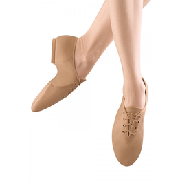 BLOCH JAZZ SOFT LACE UP - TAN