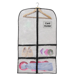 "Mitchell Accessories Limited Clear Garment Bag 39""x24"""