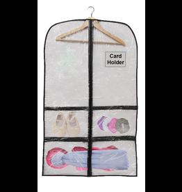 "Mitchell Accessories Limited Clear Garment Bag 39""x24"""