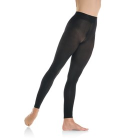 MONDOR GIRLS FOOTLESS TIGHTS by Mondor