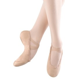 BLOCH LADIES CANVAS SPLIT SOLE by Bloch
