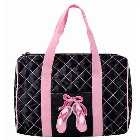 DANSHUZ Quilted On Pointe Bag
